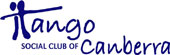 Tango Social Club of Canberra